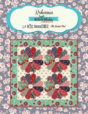 La Vie Boheme Free Quilt Pattern - Bohemia